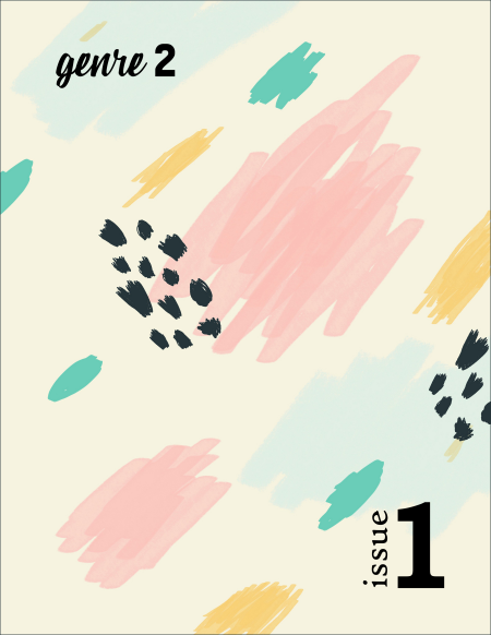 genre2 issue 1 cover